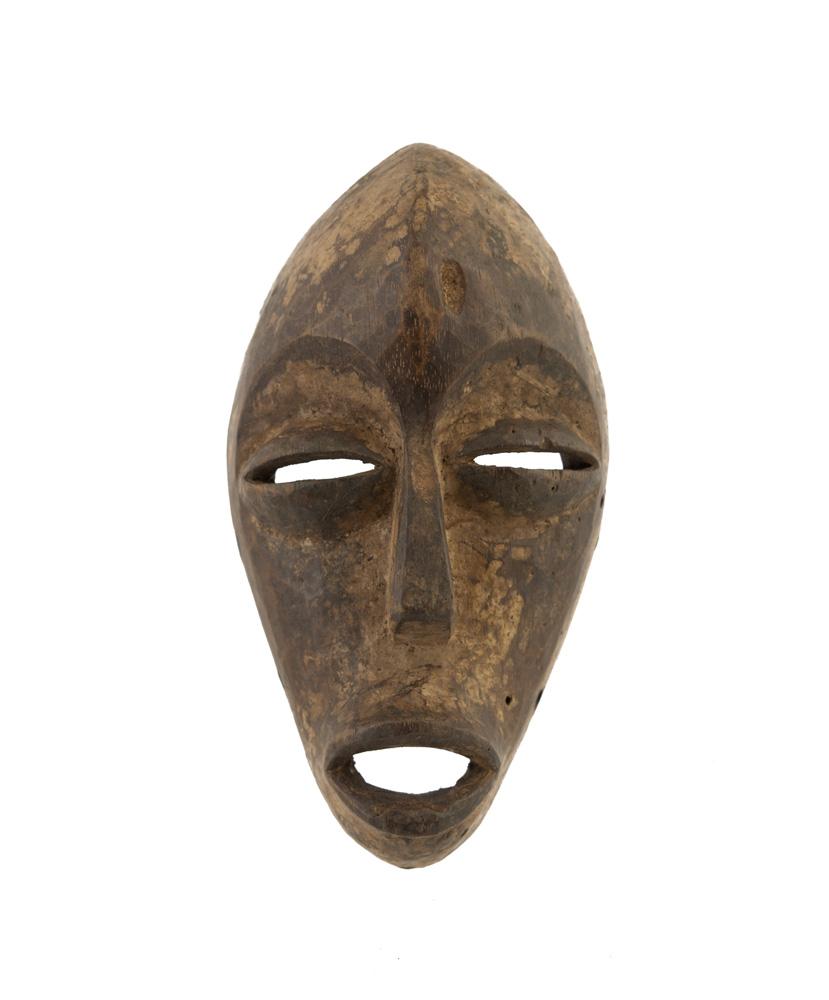 Masque africain passeport dan liberia art tribal premier for Art premier