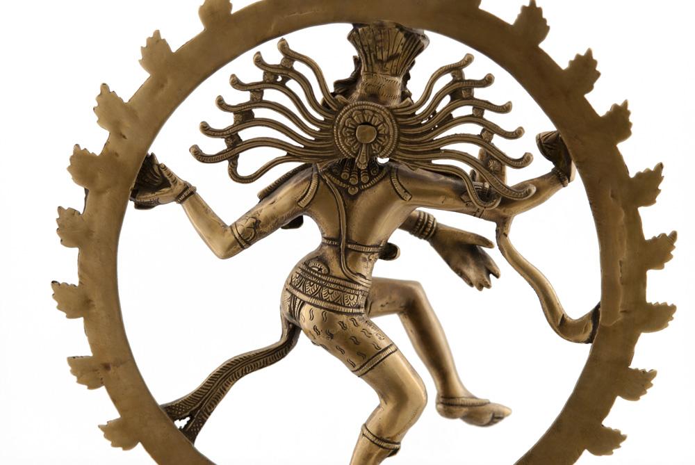 Statue de shiva nataraj dansante nataraja 6kg400 h 50cm for Chaise a palabre