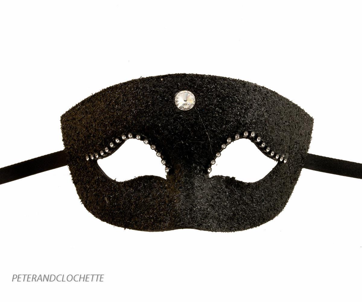 masque de venise colombine cavaliere noir pour bal. Black Bedroom Furniture Sets. Home Design Ideas